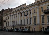 Lensovet Theatre, St. Petersburg