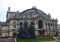 National Opera House of Ukraine, Kiev
