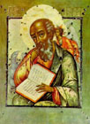 Simon Ushakov - St. John the Theologian