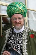 Chief Mufti of Russia - Talgat Tadzhuddin