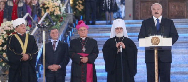 Religion in Belarus