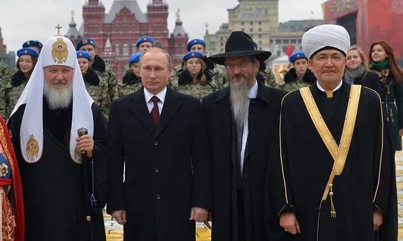 Religious Freedom >> Religion in Russia | Facts and Stats about Russian Religion