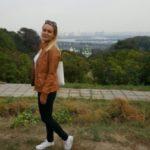 Kiev'de Tercüman - Anastasiya