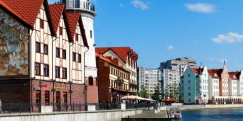 Kaliningrad'de Tercüman
