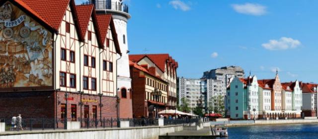 Kaliningrad, Rusya