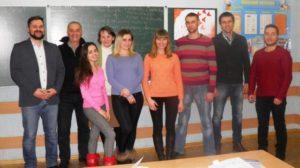 teaching English as a foreign language Ukraine AEC