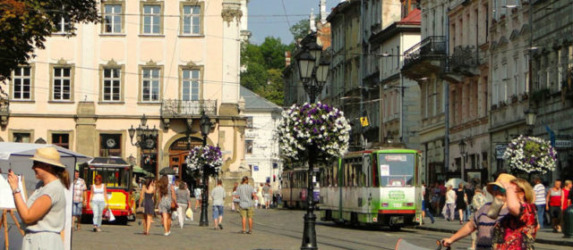 Lviv Ukrainian Language Course