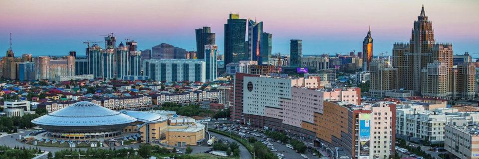 Astaná, Kazajistán