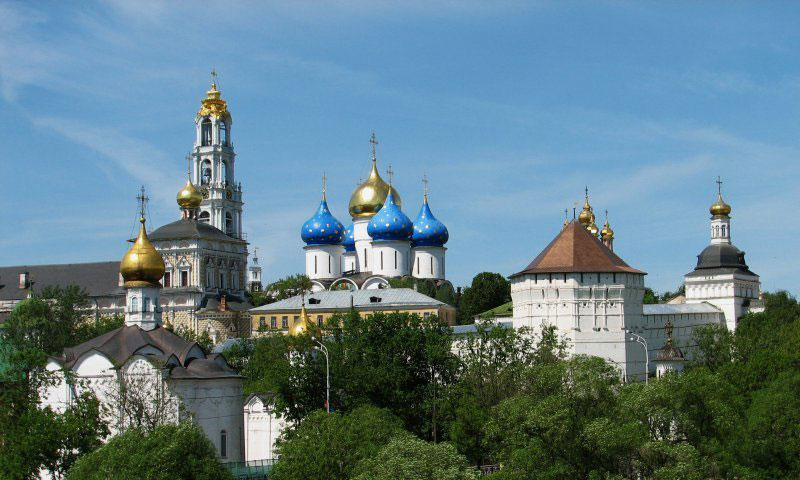 Russia S Golden Ring Travel Itinerary