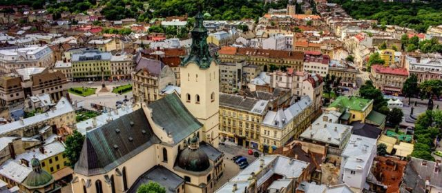 Lviv and Western Ukraine