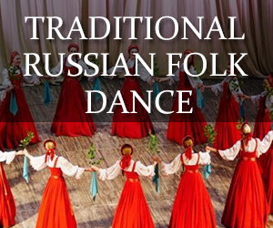 folk dance from Russia